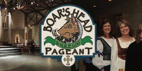 Boar's Head Pageant - 2020 tickets