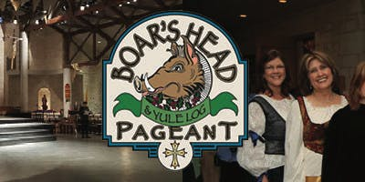 Boar's Head Pageant - 2020