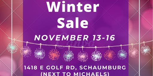JBF Schaumburg Holiday 2019 Children's Sale Tickets