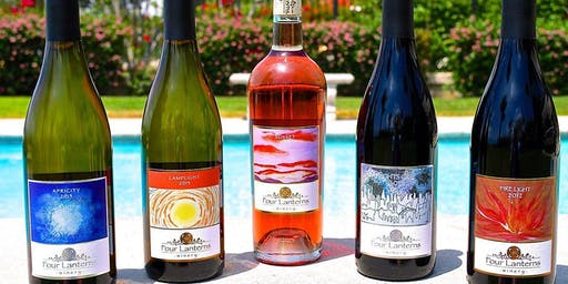 Wine Maker's Dinner featuring Four Lanterns Winery
