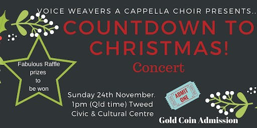 Countdown to Christmas Concert