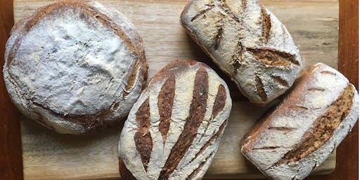 Sourdough Bread Making Workshop