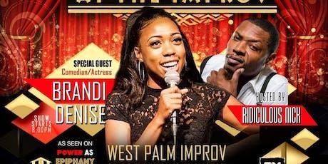 Uproar at the Palm Beach Improv tickets