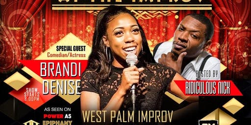 Uproar at the Palm Beach Improv