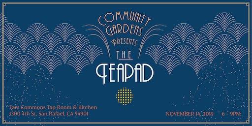 Community Gardens Presents The Teapad