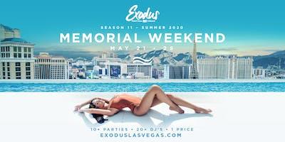 Exodus Festival Las Vegas / Season 11- Memorial Weekend