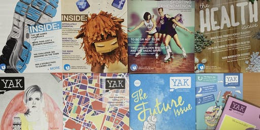 Yak Farewell & Issue 50 Party!