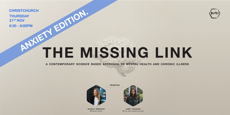 The Missing Link (Anxiety Edition) - CHCH tickets