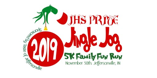 JHS PRIDE Jingle Jog 5K Family Fun Run