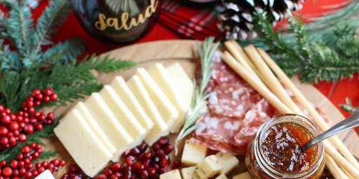 Holiday Charcuterie Workshop