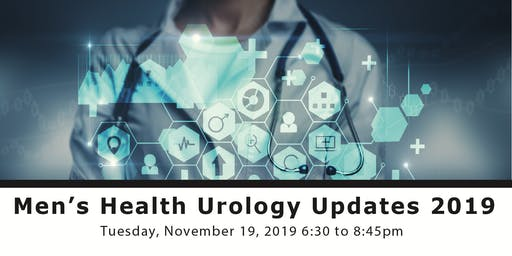 Men's Health Urology Updates 2019