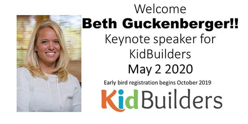 Kid Builders Conference 2020