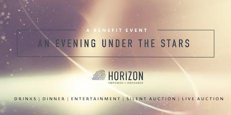 An Evening Under The Stars - June 20, 2020 tickets