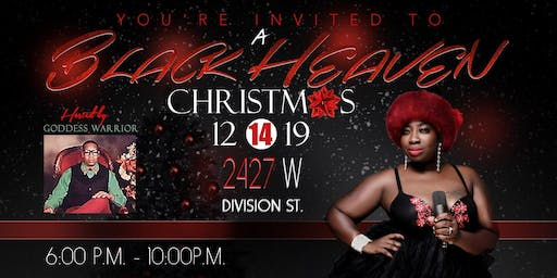 """A Black Heaven Christmas"" A Whimsical Night of Music"
