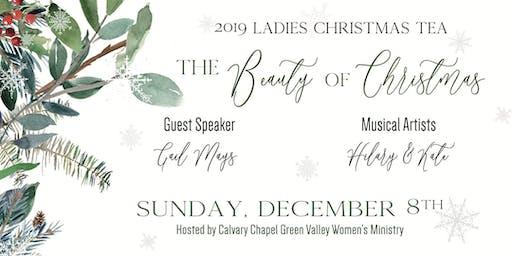 Calvary Chapel Green Valley Ladies Christmas Tea Sunday