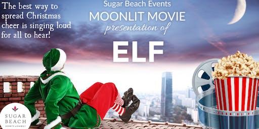 Moonlit Movie Night at Sugar Beach Events - Elf