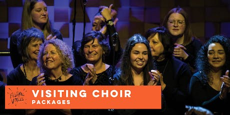 Visiting Choir Package 2020 tickets