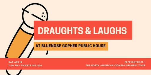 Draughts & Laughs at Bluenose Gopher!
