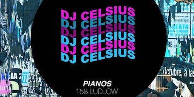 DJ CELSIUS LIVE