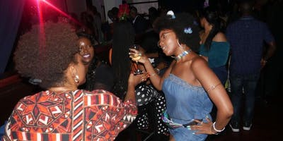 Afro dance party @ Masada; Afrobeats, Reggae, Soca