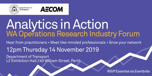 Analytics in Action - November 2019 Event