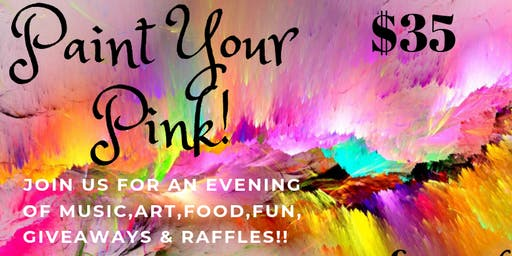 """TOTALFIT LIFESTYLE & SWISS EVENTS PRESENT """"PAINT YOUR PINK!!"""""""