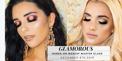 GLAMOROUS HANDS-ON MAKEUP MASTER CLASS