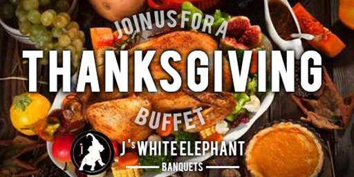 Thanksgiving Buffet 2019