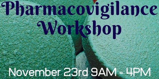 Workshop Pharmacovigilance - Ist Edition