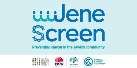 JeneScreen - Jewish Community BRCA Screening Event tickets
