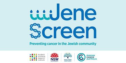 JeneScreen - Jewish Community BRCA Screening Event