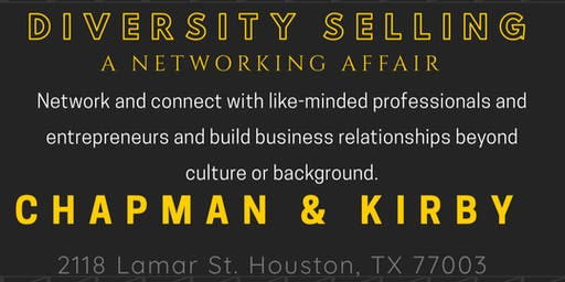 Diversity Selling Networking Affair