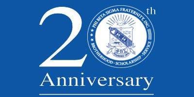 Kappa Omega Sigma 20 year Reunion