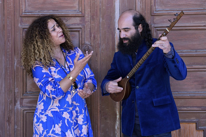 Constantinople Ensemble feat. Ghalia Benali - The Poetry of Rumi as Song image