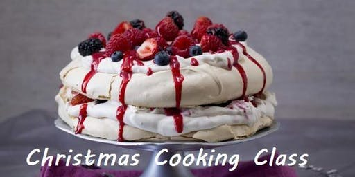 Christmas Cooking Class using the Thermomix.