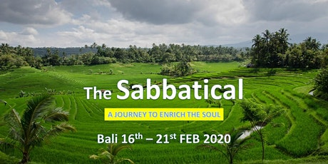 The Sabbatical Mindfulness Retreat 2020 tickets