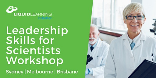 Leadership Skills for Scientists Workshop