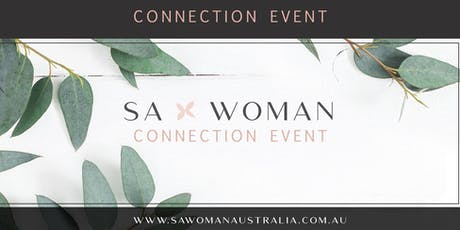 SA Woman connection evening - East Adelaide tickets