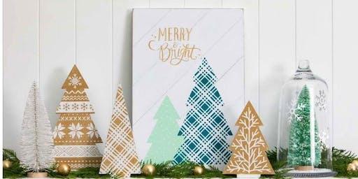 Christmas Tree Make and Take