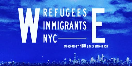 WE Refugees I Immigrants I NYC: A Fundraiser for the IRC and MOIA