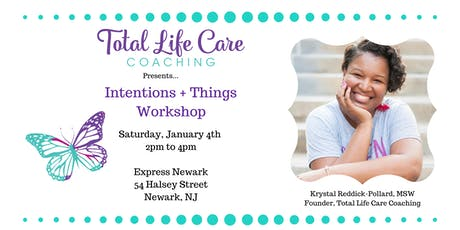 Intentions + Things Workshop tickets