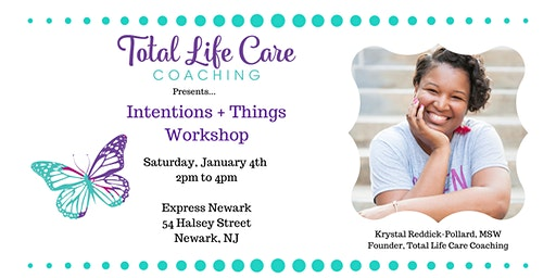 Intentions + Things Workshop