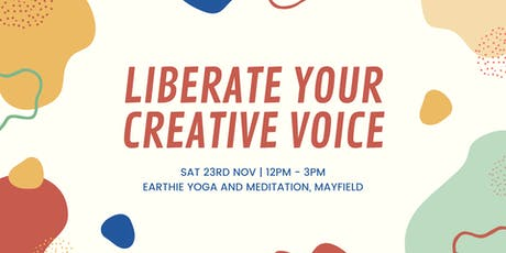 Liberate Your Creative Voice tickets