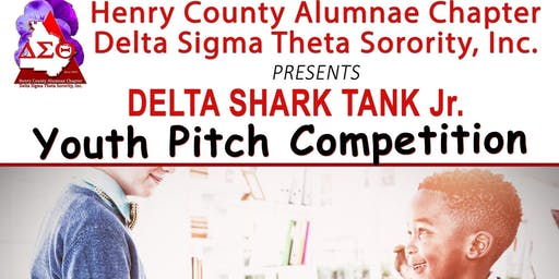 Delta Shark Tank Jr. Youth Pitch Competition - Informational Meeting
