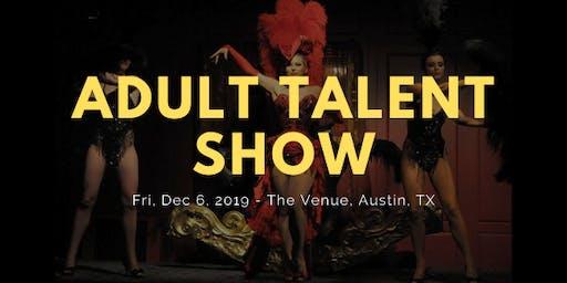 Adult Talent Show