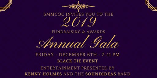 2019 SMMCOC Annual Fundraising and Awards Gala