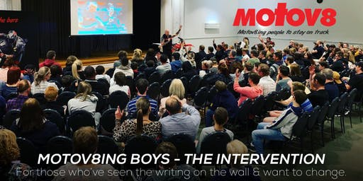Motov8ing Boys - THE INTERVENTION