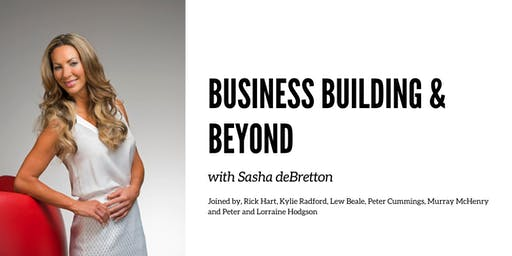 Business Building and Beyond