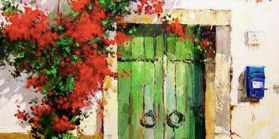 @Enfield : Green Door