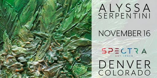 The Art of Alyssa Serpentini: A Pop-Up Showcase